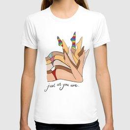 JUST BEAUTIFUL T-shirt