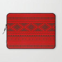 Tribal #9 * Ethno Ethnic Aztec Navajo Pattern Boho Chic Laptop Sleeve