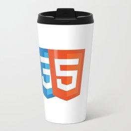 Html5 and CSS3 Travel Mug