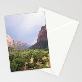 Zion Valley Utah Beauty Stationery Cards