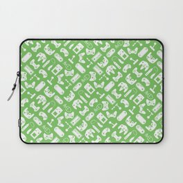 Control Your Game - Grass Laptop Sleeve