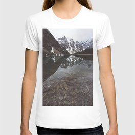 Moraine Lake #society6 #buyart T-shirt