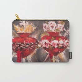 Sacratísimos Corazones VI Carry-All Pouch