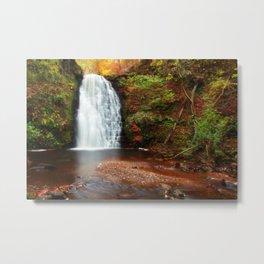 Falling Foss, North Yorkshire Metal Print