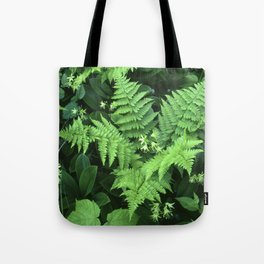 Mountain Bouquet Tote Bag