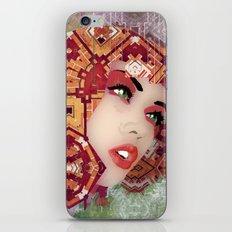 Nouveau Girl 3 iPhone & iPod Skin