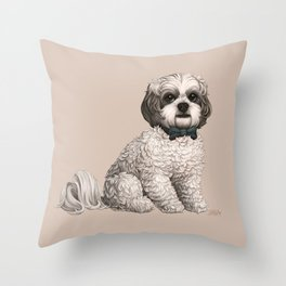 Merry is Smarter Than You Throw Pillow