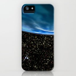762. Ancient Planet in a Globular Cluster Core iPhone Case