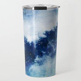 ROYAL BLUE GALAXY Travel Mug
