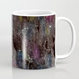 Zodiac Constellations Coffee Mug