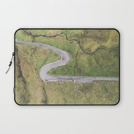 Hairpin bends on Glengesh Pass, Donegal Laptop Sleeve