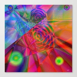 """"""" The energy is the enjoyment universal """" Canvas Print"""