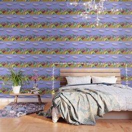 Pattern Landscape Wallpaper