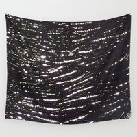 milky way Wall Tapestries featuring Milky Way by Oakland.Style