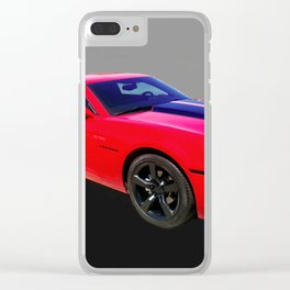 2010 Chevrolet Camaro SS LS3 V8 Coupe - © Doc Braham; All Rights Reserved Clear iPhone Case