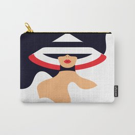Fashionable France Carry-All Pouch