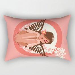 Flora Fairy Rectangular Pillow