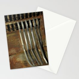 Detail: Rusted International Stationery Cards