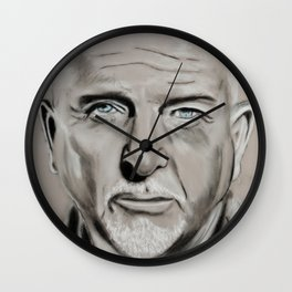 Peter Gabriel Wall Clock
