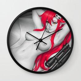 Yoko Littner II Wall Clock