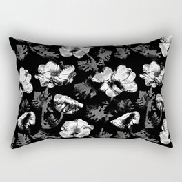Anemones 1 Rectangular Pillow
