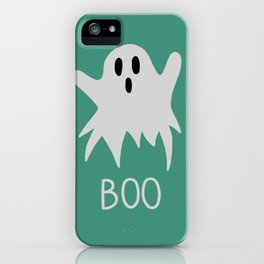 Are you scared ? #4 iPhone Case