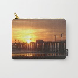 Pismo Beach, CA Carry-All Pouch