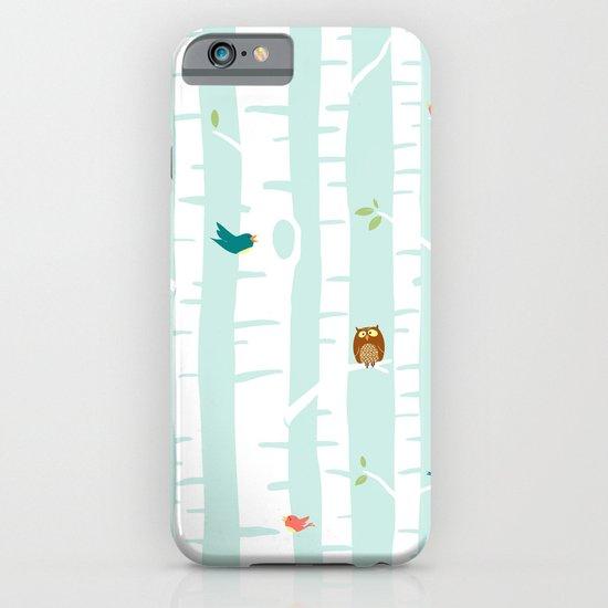 Trees iPhone & iPod Case