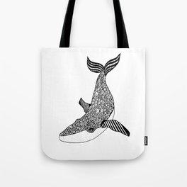 Whale  Tote Bag