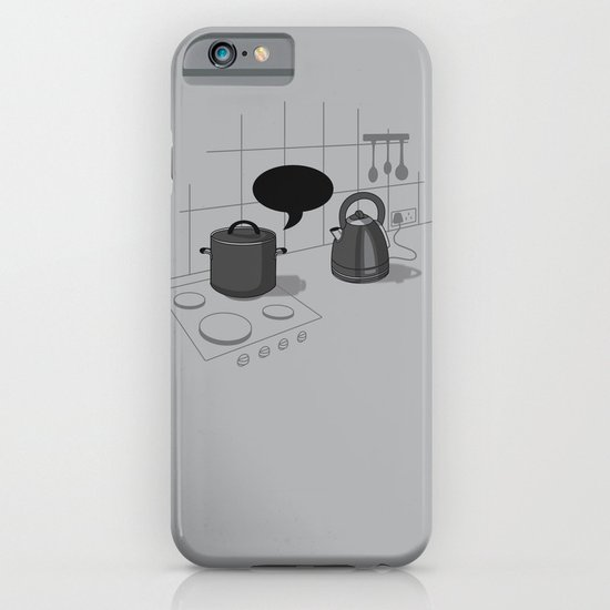 What did you call me?! iPhone & iPod Case