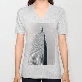 New York City 002 Unisex V-Neck