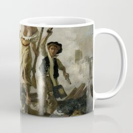 Liberty Leading the People (High Resolution) Coffee Mug