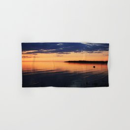 Sunset by the Lake Hand & Bath Towel