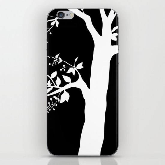 Chokecherry Tree iPhone & iPod Skin