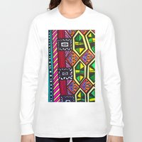 prism Long Sleeve T-shirts featuring Prism Schism by Katie Anderson Art