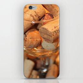 Glass Half Full iPhone Skin