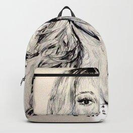Fresh Lavender & Roses Backpack