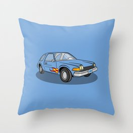 Mirth Mobile Throw Pillow