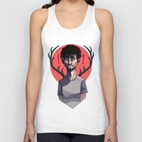 will graham Tank Tops featuring Will Graham by nucleir