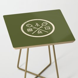 S'mores Society Side Table