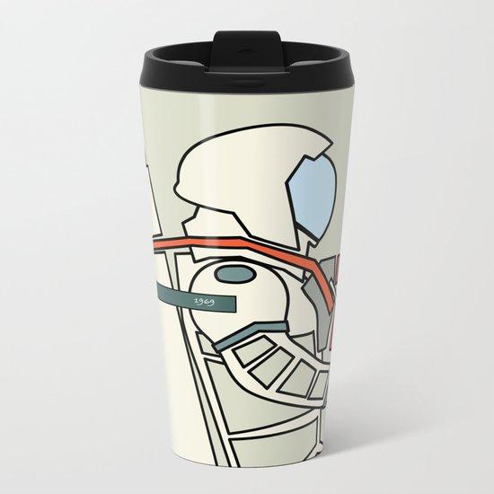 Astronaut 1969 Metal Travel Mug