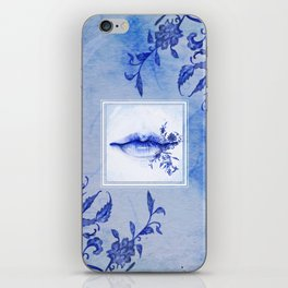 Porcelain Lolita iPhone Skin