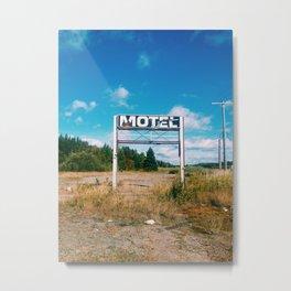 Motel 59 Metal Print