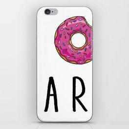 I donut iPhone Skin