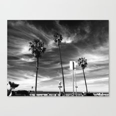 It's Nice Outside Canvas Print