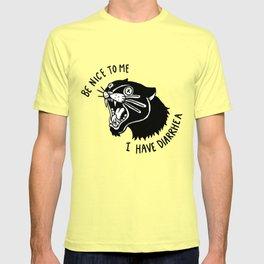Panther Poop T-shirt