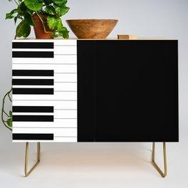 Piano Keys Credenza