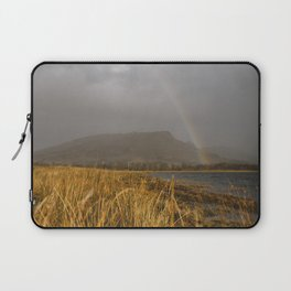 A Rainbow in Scotland Laptop Sleeve