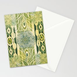 Monoprint 10 Stationery Cards