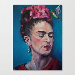 Frida by Dri Canvas Print